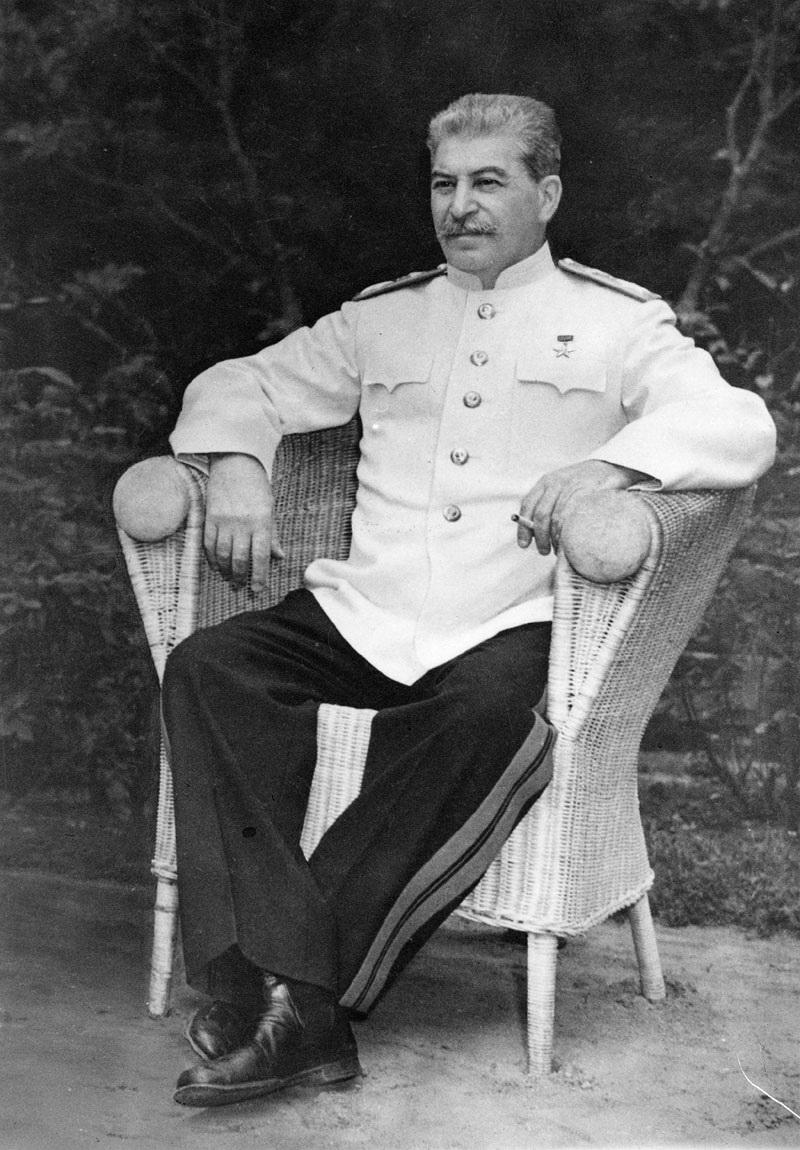 Сталин  Stalin